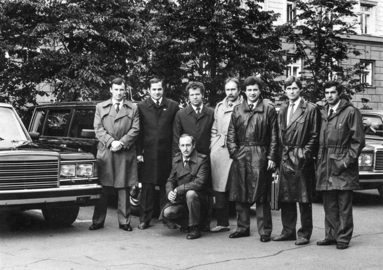 КГБ в СССР