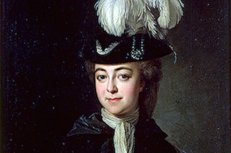 Сын Екатерины II от Григория Орлова