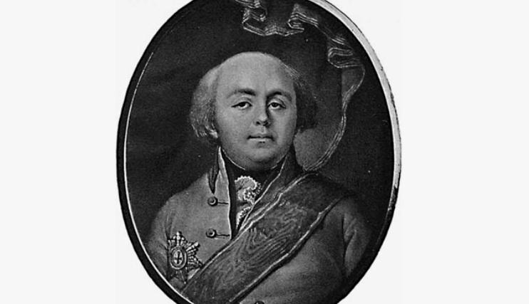 Граф Алексей Григорьевич Бобринский