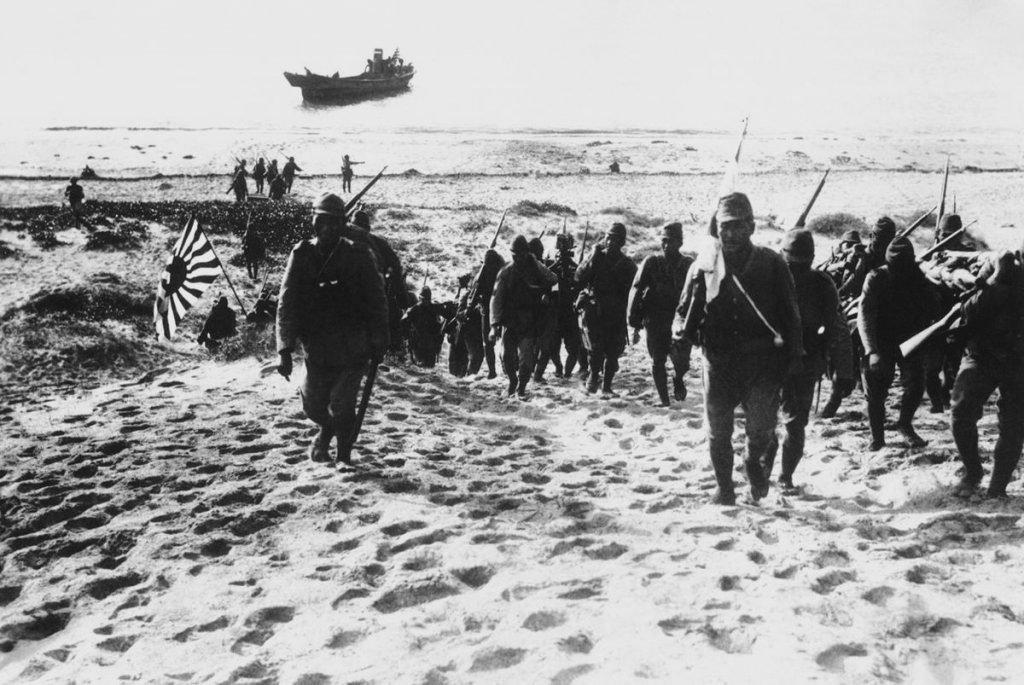 Япония на Первой мировой войне