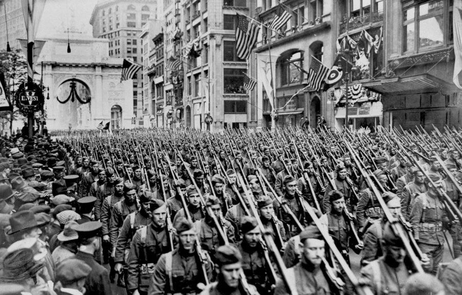 США на Первой мировой войне