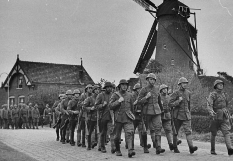 Голландия и Нидерланды на Первой мировой войне