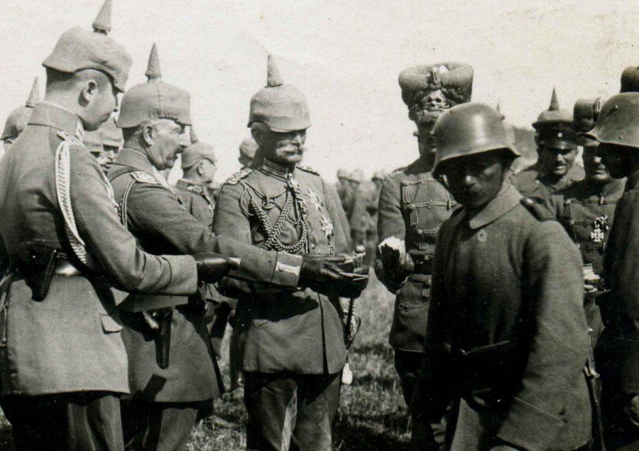 Германия на Первой мировой войне