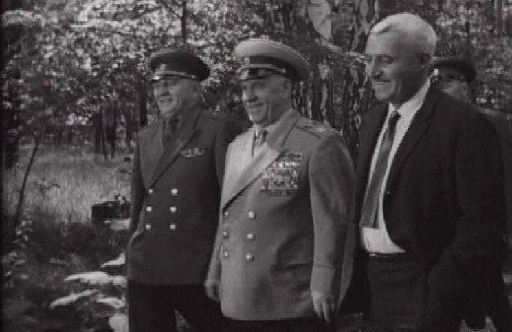 Интервью с маршалом Жуковым