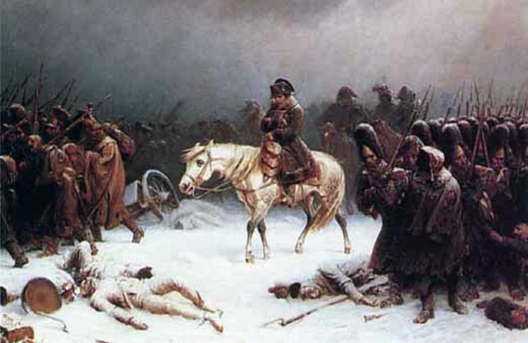 Кутузов дал Наполеону возможность сбежать