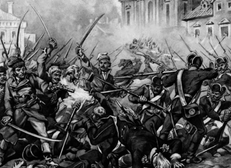 Войска Суворова
