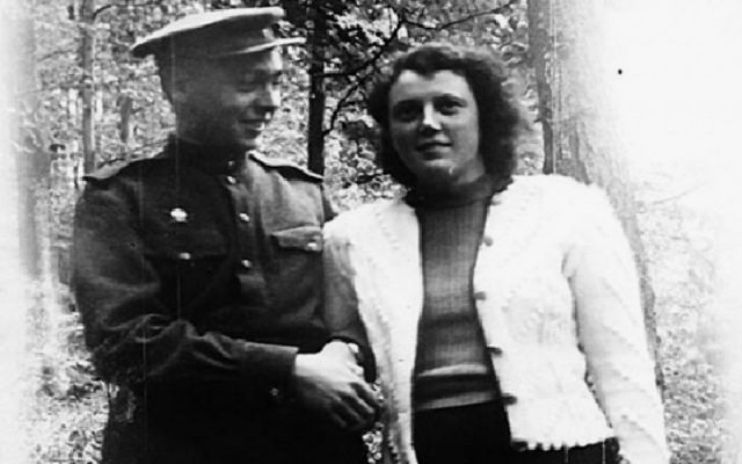 Иван бывших и Лизхен