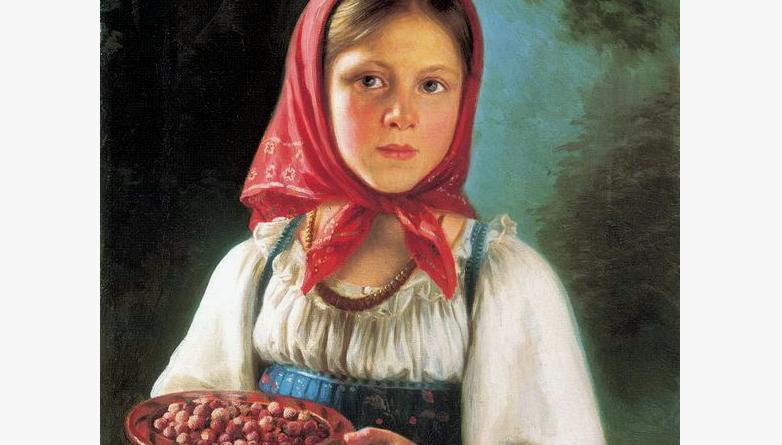 Сенные девушки на Руси