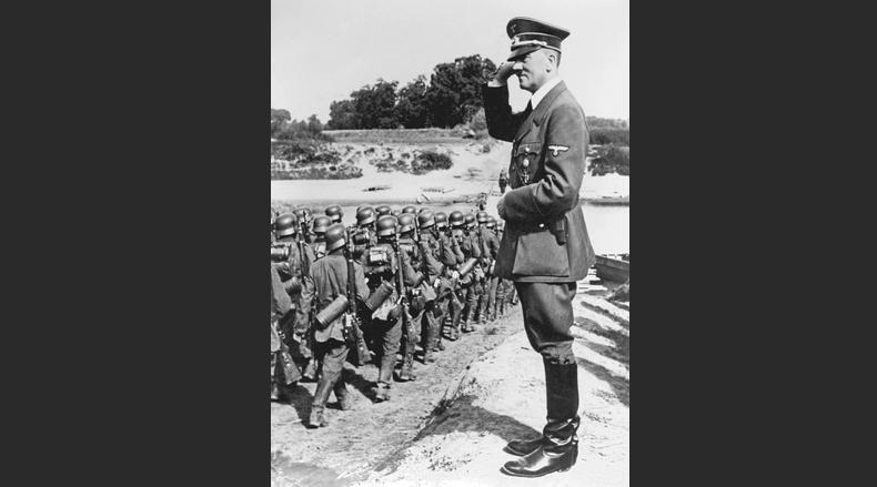 Военные Гитлера