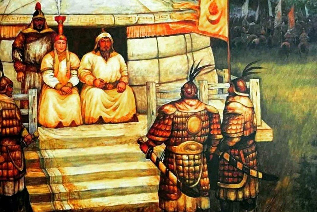 Монголы татары кочевники