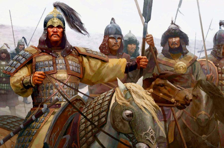 Монголы агрессоры в мировой истории