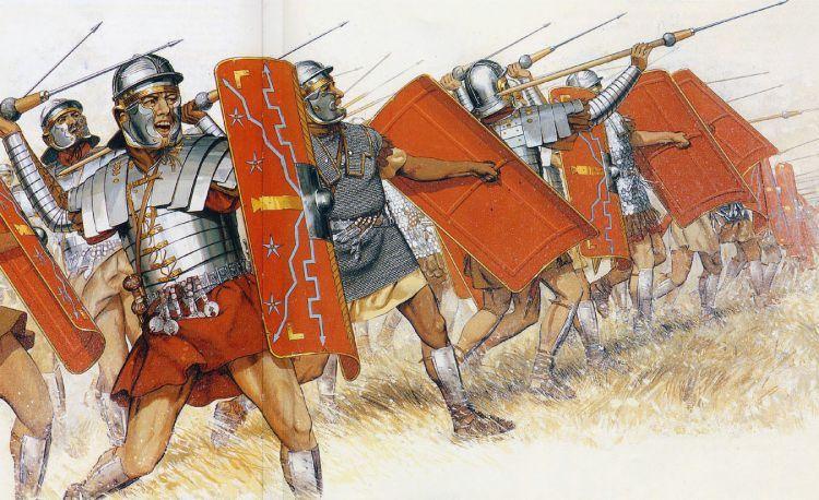 Римляне агрессоры в мировой истории
