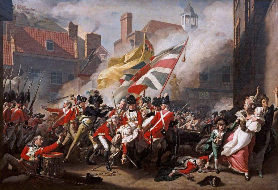 Британцы агрессоры в мировой истории