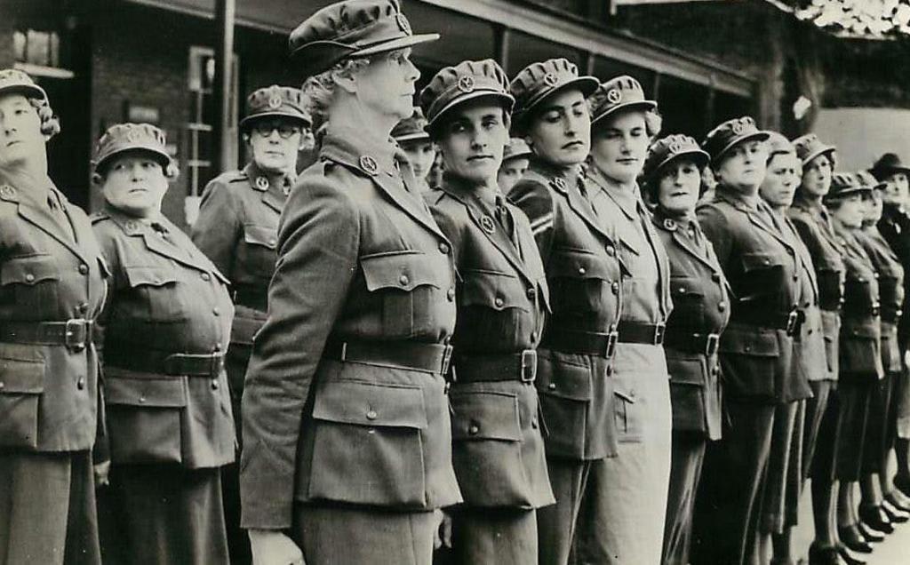 Женщины на службе Третьего Рейха