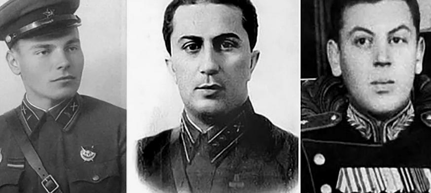 Сыновья Сталина