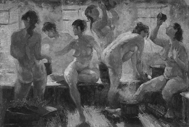 Женская баня