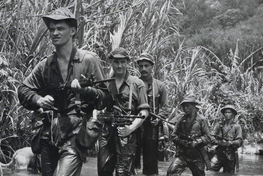 Военные во Вьетнаме