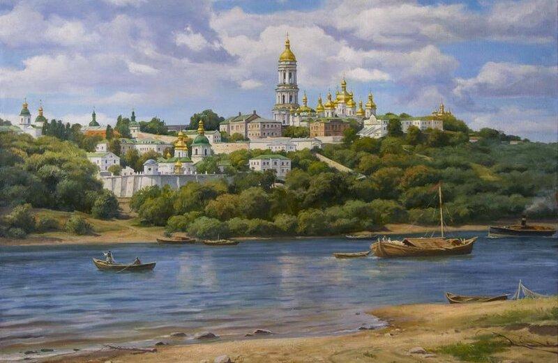 Река на Руси