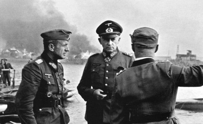 Немецкие генералы