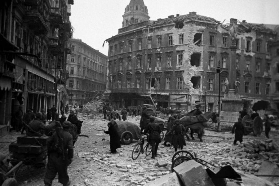 Освобождение от немецких оккупантов