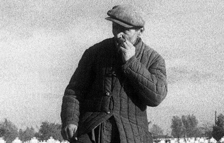 Герой-партизан и каратель Борис Лунин