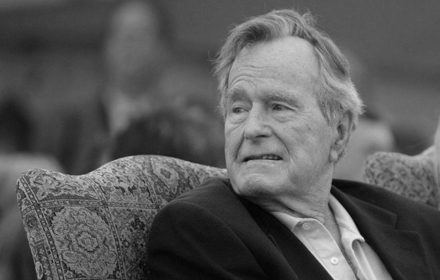 Джордж Буш старший