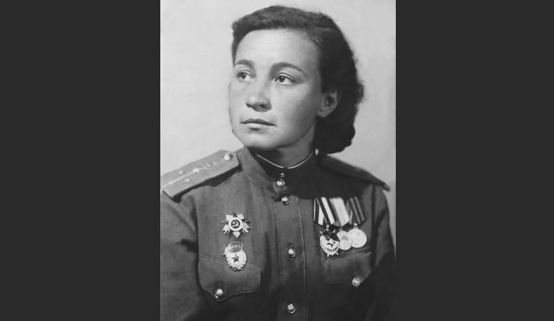 Советская переводчица Зинаида Степанова