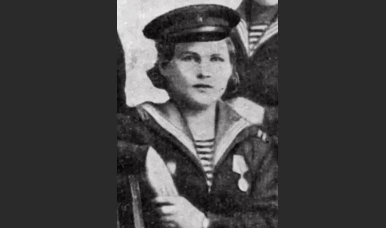 Капитан Антонина Куприянова
