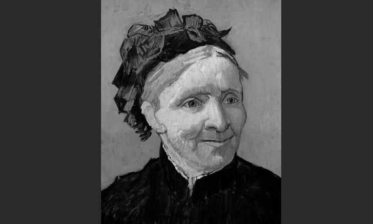 Мать Ван Гога